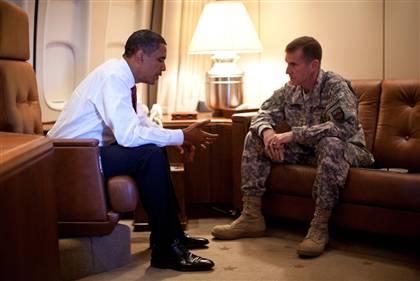 obama mcchrystal